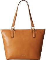 Calvin Klein Slouchy Pebble Tote Tote Handbags