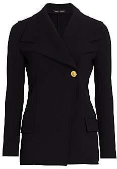 Proenza Schouler Women's Stretch Wool Suiting Blazer