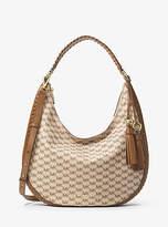Michael Kors Lauryn Large Logo Shoulder Bag