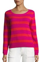 Joie Cais Deck Striped Cashmere Sweater