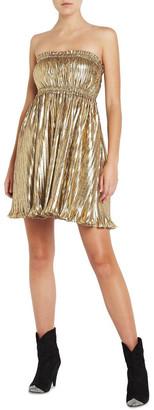 Sass & Bide Atomic Gold Dress