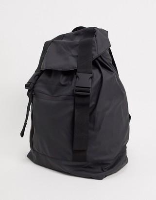 Rains 1365 ultralight backpack in black