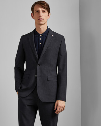 Ted Baker GROOVE Mini check jacket