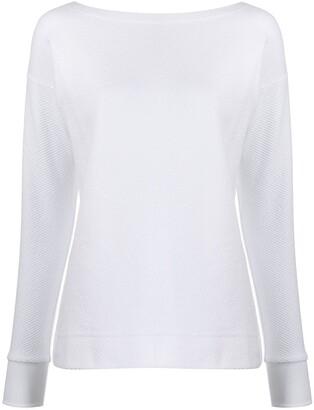 Calvin Klein Boat Neck Sweatshirt