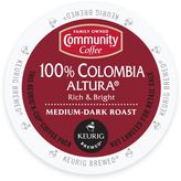 Keurig K-Cup® Pack 18-Count Community Coffee® 100% Colombia Altura®