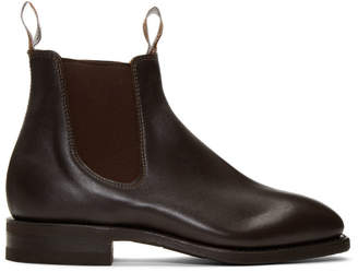 R.M. Williams Brown Comfort RM Boots