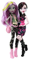 Monster High Welcome to Monstrous Rivals Dolls 2-Pack