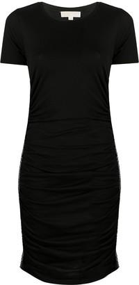 MICHAEL Michael Kors logo T-shirt dress
