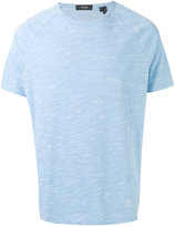 Theory Dustyn T-shirt - men - Cotton/Polyester - L