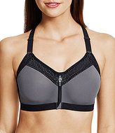 Wacoal Zip-Front High-Impact Sports Bra