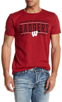 Original Retro Brand Wisconsin Badgers Tee