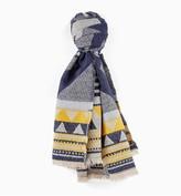 Promod Fringed scarf