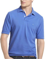 Izod Short-Sleeve Solid Piqu Polo