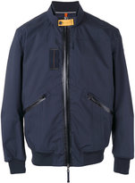 Parajumpers patch detail bomber jacket - men - Cotton/Polyester - S