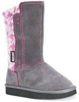 Muk Luks Stacy Faux Fur Lined Boot (Toddler & Little Kid)