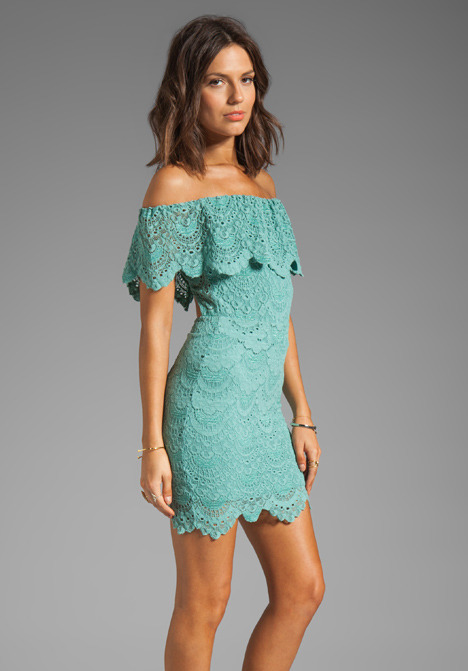 Nightcap Rivierra Dress