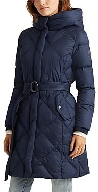 Ralph Lauren Ralph Soft Belted Coat