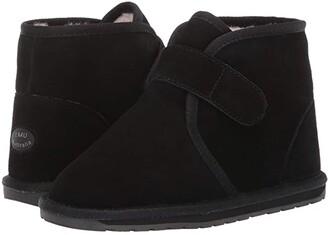 Emu Oddie (Toddler/Little Kid/Big Kid) (Black) Kids Shoes