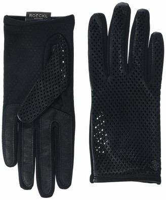 Roeckl Women's Sporty Rhomb Conductive Gloves