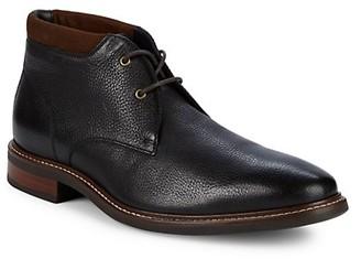 Cole Haan Watson Chukka II Pebbled Leather Boots