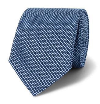 HUGO BOSS 6.5cm Silk-Jacquard Tie