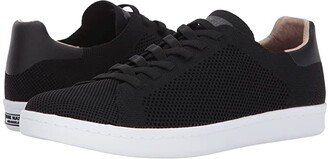 Mark Nason Bryson (Black Sportknit/White Bottom) Men's Shoes