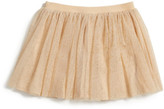 Ten Sixty Sherman Glitter Tulle Skirt (Toddler Girls & Little Girls)