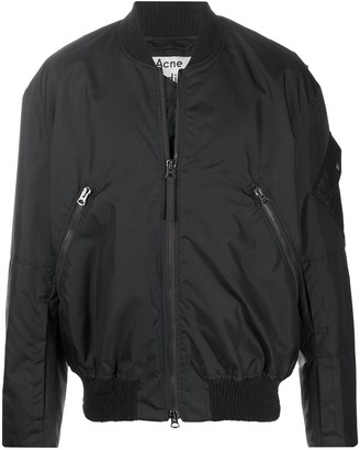Acne Studios Relaxed-Fit Bomber Jacket