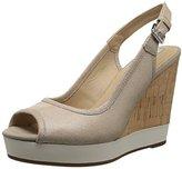 Geox Women's D Janira Wedge Sandal