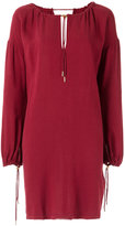 OSKLEN loose dress - women - Linen/Flax/Viscose - G