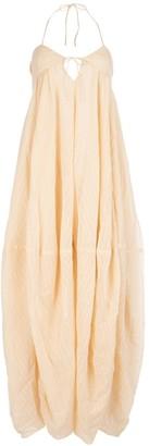 Jacquemus Draped Halter Dress