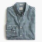 J.Crew Secret Wash shirt in hedley check