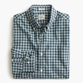 J.Crew Tall Secret Wash shirt in hedley check