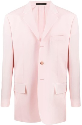 Paul Smith Single Breasted Tailored Blazer