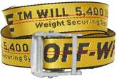 Off-White Off White 35mm Nylon Industrial Belt