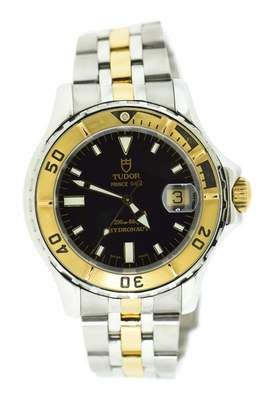 Tudor Hydronaut Black gold and steel Watches