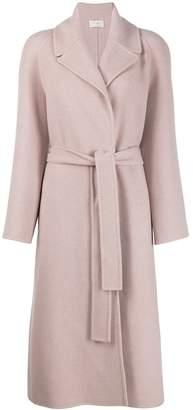 The Row long line cashmere coat