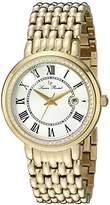 Lucien Piccard Women's LP-16540-YG-22S Fantasia Analog Display Japanese Quartz Gold Watch