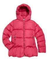 ADD Toddler's, Little Girl's & Girl's Hooded Down Puffer Jacket