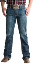 Rock & Roll Cowboy Double Barrel Jeans - Running-V Pocket (For Men)