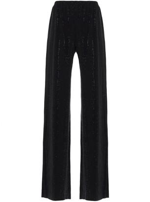 Alexandre Vauthier Wide-Leg Trousers