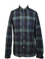 """Oliver Spencer Green """"new York"""" Shirt"""