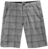 Fox Men's Essex Plaid Tech Shorts