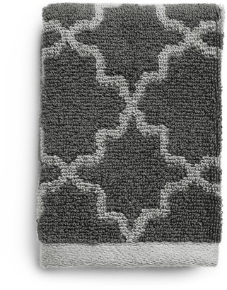 Sonoma Goods For Life Trellis Ultimate Washcloth with Hygro Technology