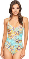 Maryan Mehlhorn Bazar Underwired Swimsuit