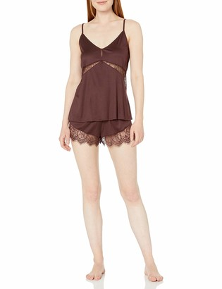 Hanro Women's Estelle Short Pajama Set