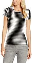 Fornarina Women's Kara-Black Jersey T-Shirt