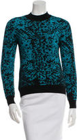 Christopher Kane Wool Pattern Sweater