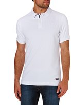Superdry Classic Short Sleeve Upstate Embroidered Polo Shirt
