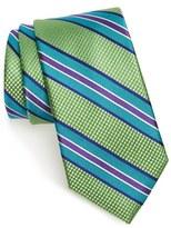 Nordstrom Men's 'Connected Stripe' Silk Tie